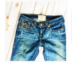 Vintage collection big star jeans